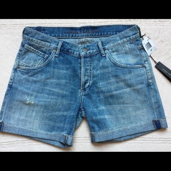 27436327b7 Citizens Of Humanity Shorts | Skyler Denim Size 27 | Poshmark